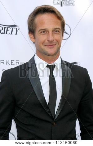 PALM SPRINGS - JAN 3:  Slavek Horak at the Variety Creative Impact Awards And 10 Directors To Watch Brunch at the The Parker Hotel on January 3, 2016 in Palm Springs, CA