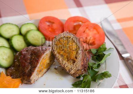 Stuffed Beef