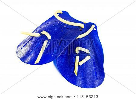 swimming paddles