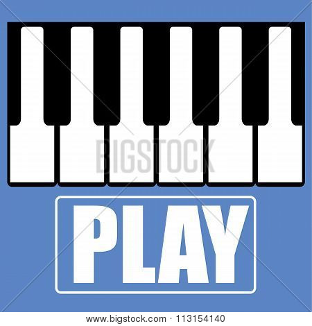 Piano Keyboard Play