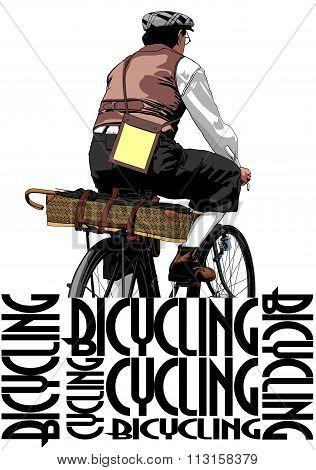 bicycling retro