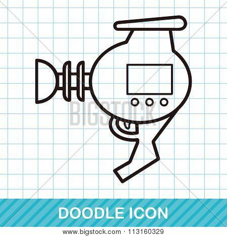 Space Gun Doodle
