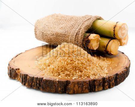 Sugarcane, Sugar ,used In Cooking