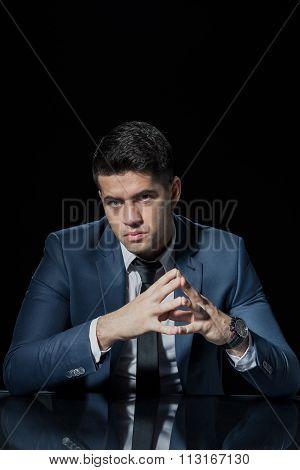 Handsome Evil Boss