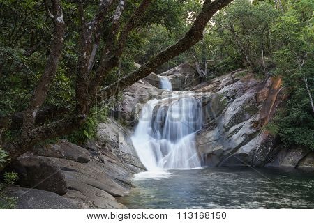 Josephine Falls in Queensland, Australia