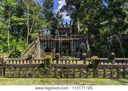 Paronella Park castle in Queensland, Australia