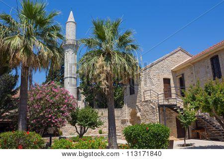 Kebir Mosque, Larnaca, Cyprus