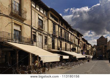 Main Square Toro; Zamora Province; Spain; Castilla Y Leon