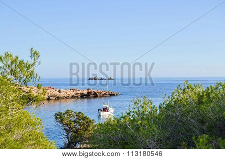 S'Estanyol beach