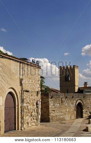 Historic Center Of Zamora, Church,spain