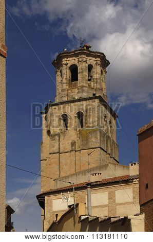 bell Tower, Cathedral of Toro, Salamanca Province, Castilla Y Leon, Spain