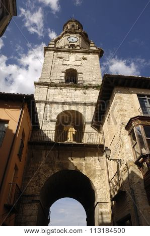 Church of Toro, Zamora Province, Spain
