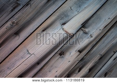 Wood Diagonal Texture Background