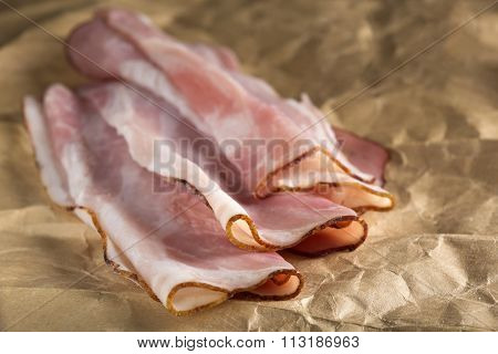 Bacon On Paper