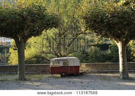 Creperie Caravan France