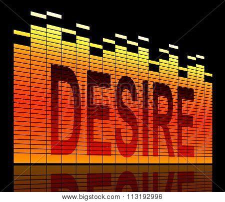 Desire Levels Concept.