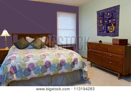 Bedroom Interior And Furnishings
