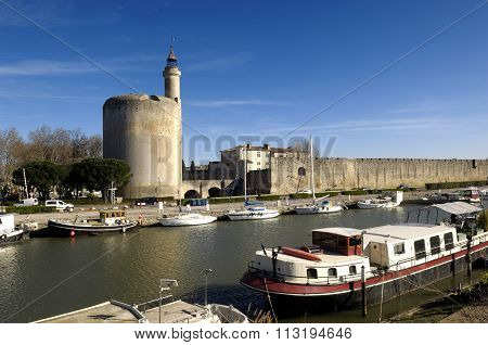 Castle of Aigues-Mortes