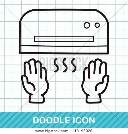 Hand Dryer Doodle