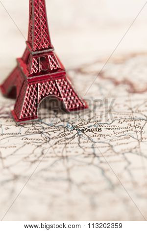 Travel Destination Paris