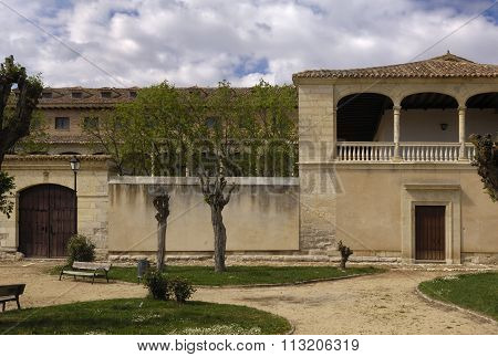 Palace Mota Del Marques, Valladolid province