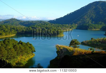 Dalat, Vietnam, Eco Travel, Pine Forest, Da Lat