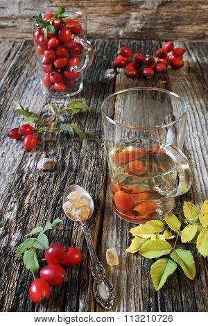 Vitamin Tea Rose Hip