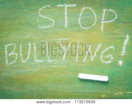 Text Stop Bullying