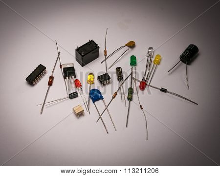 Electronic And Electrical Parts