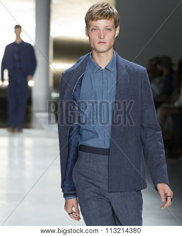 Perry Ellis - Spring/summer 2016 Collection