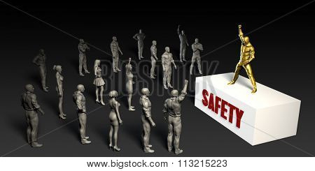 Safety Fight For and Championing a Cause