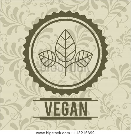 vegetarian food menu design