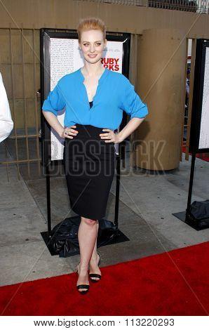 Deborah Ann Woll at the Los Angeles premiere of