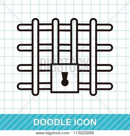 Prison Doodle