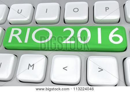 Rio 2016 Concept