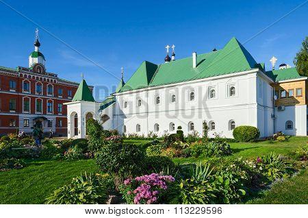 Spaso-preobrazhensky Monastery, Murom, Russia