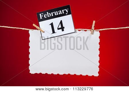 February 14 Valentines Day