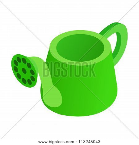 Watering Can isometric 3d icon