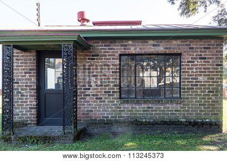 Tiny Brick Bungalow