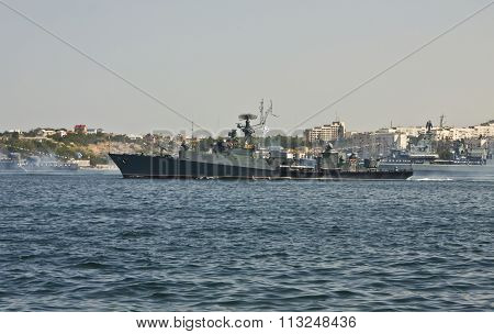 Russian Military Ship, Sevastopol