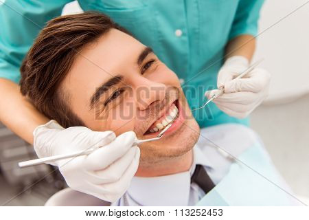 Professional Dentist Office