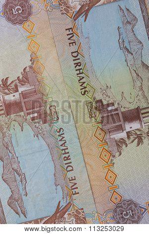 Detail Of Arab Emirates Dirham Money
