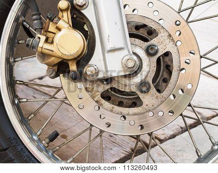 Motorcycle Disk Brake