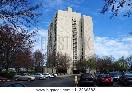 Park Tower Apartment Building