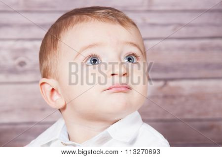 Baby Boy Portrait