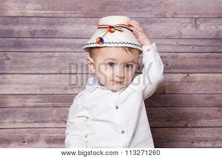 Romanian Baby Boy