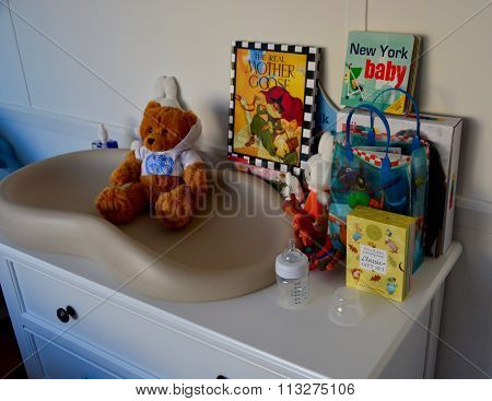 Baby Nursery or children room