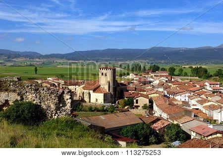 Village of Santa Gadea del Cid