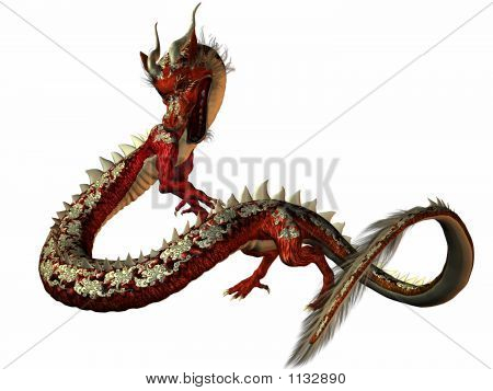 Eastern Dragon-Ornaments