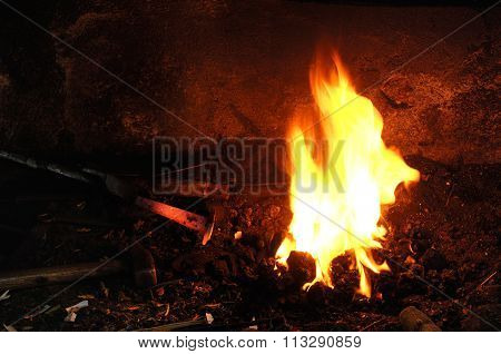 Forging, Heat